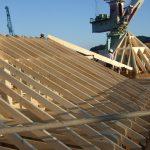 8屋根組立